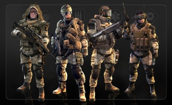 warface locked weapons