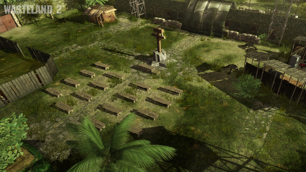 Bastion Of Faith Official Wasteland 3 Wiki