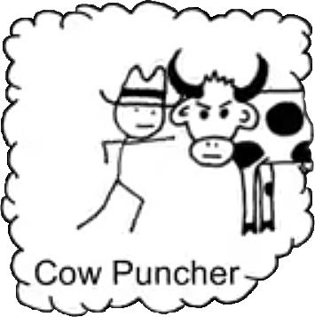 cow puncher west of loathing wiki. Black Bedroom Furniture Sets. Home Design Ideas
