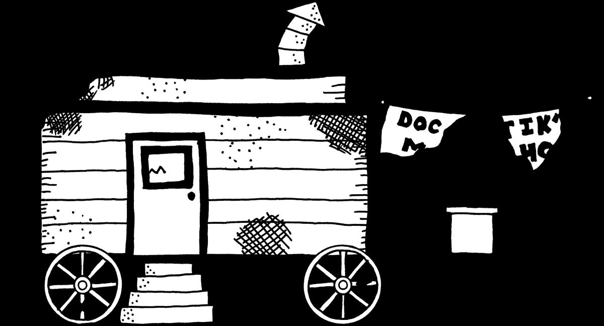 the old medicine show west of loathing wiki. Black Bedroom Furniture Sets. Home Design Ideas