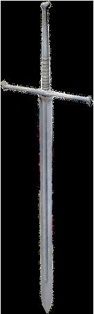 Miecz w meteorytowej stali