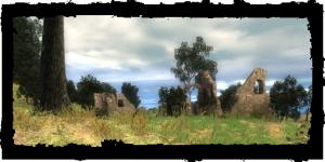 Pozostałości ruiny
