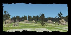 Rolniczej miejscowości
