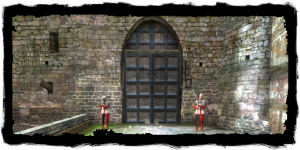 Brama na groblę