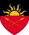 Nieoficjalny herb prowincji Geso