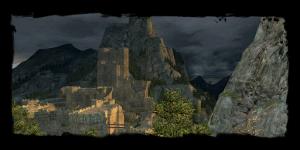 screen z gry kopmuterowej wiedźmin
