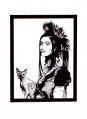Tissaia de Vries -portret z galerii Nimue -autor nieznany grafika Robert Blutengel Lada.jpg