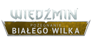 Wiedźmin Pożegnanie Białego Wilka - Logo.png