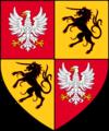 Historyczny herb Koviru i Poviss
