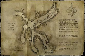 Pierwsza mapa Balina