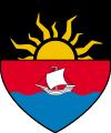 Nieoficjalny herb prowincji Nazair