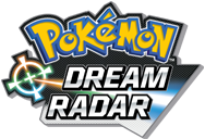 The logo for Pokémon Dream Radar