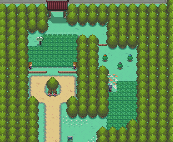 Location of johto Route 37 in Johto