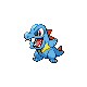 HGSS Totodile Sprite.png