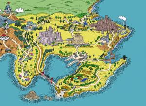 300px-KantoPoke Pokemon Hoenn World Map on pokemon overworld sprites city, pokemon slateport city, pokemon omega ruby, pokemon trainer battle sprites, pokemon sapphire,