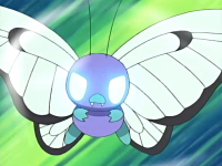 Drew's Butterfree