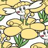 669 Flabébé Yellow Flower.png