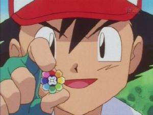 Ash earns the Rainbow Badge.jpg