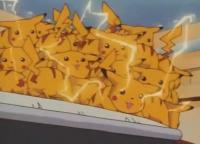 Nurse Joy's Pikachu