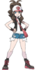 Black and White Trainer Girl.png