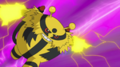 ELectivire Use ThunderPunch.png