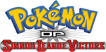 Logo of Pokémon: DP Sinnoh League Victors - Season 13