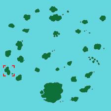 Tangelo Island