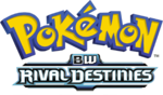 Logo of Pokémon: Black and White: Rival Destinies