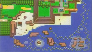 Map of sinnoh Route 213