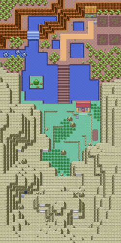Map of hoenn Route 114