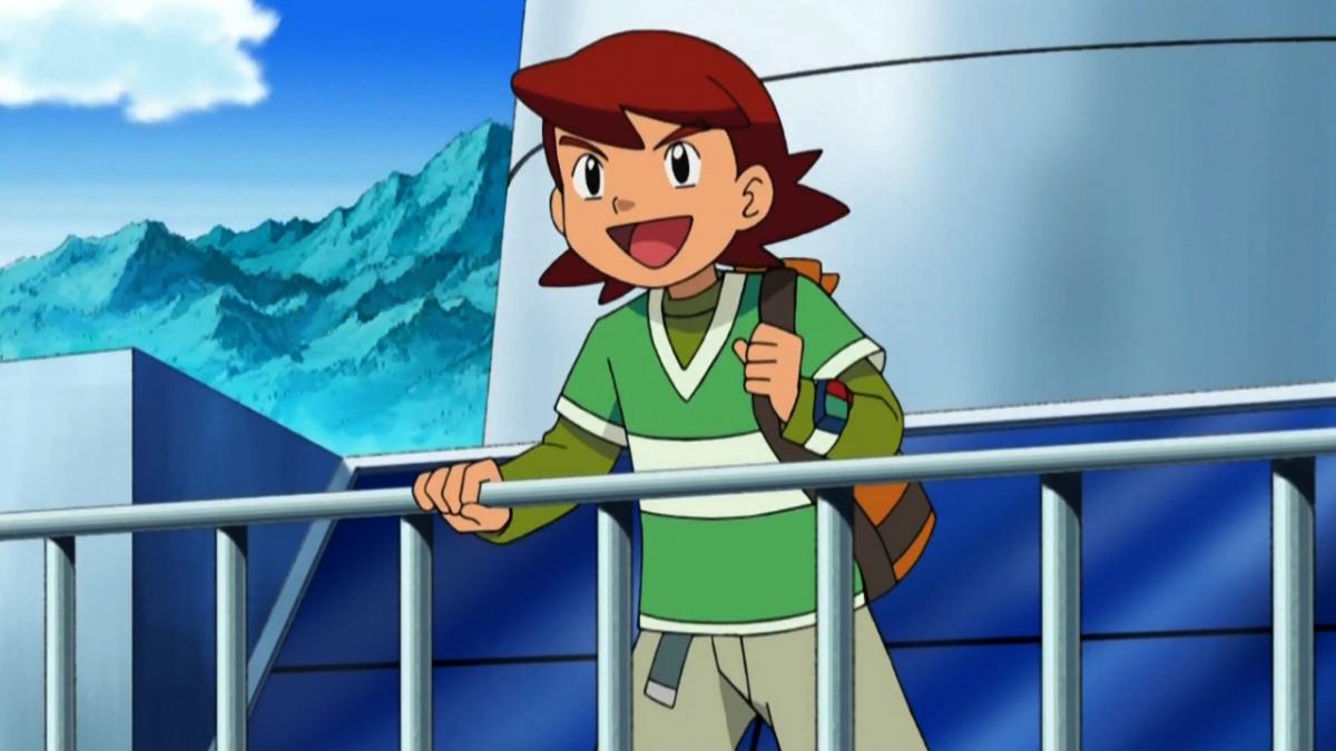 Kenny (Sinnoh) - Azurilland Wiki