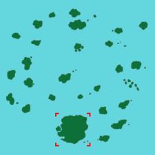 Mandarin Island South