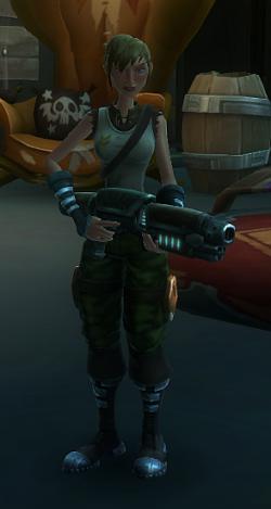 Trooper Madeline