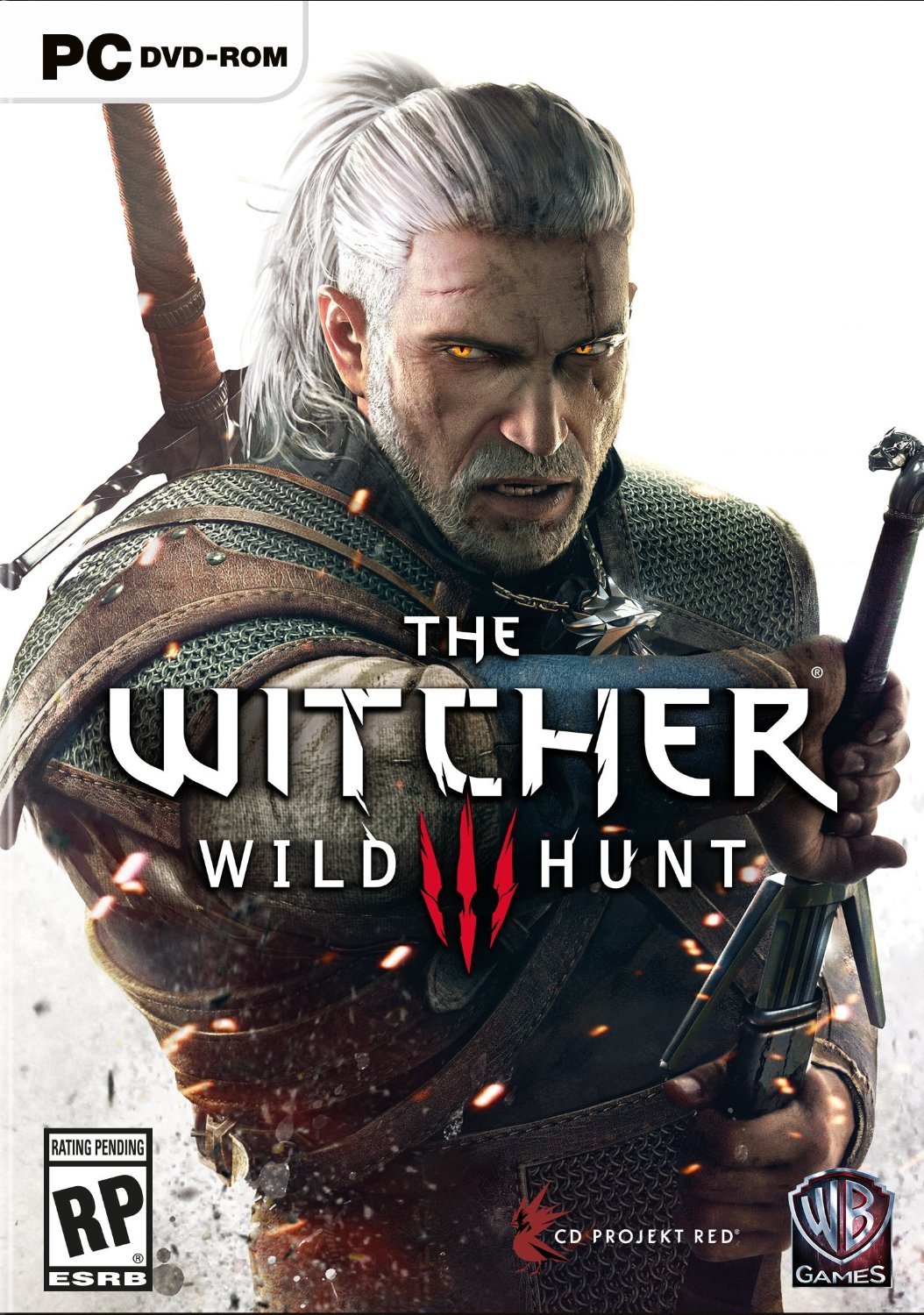 the witcher глава 3