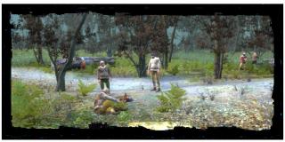 the lumberjacks' glade