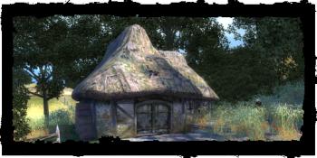 the Hermit's hut