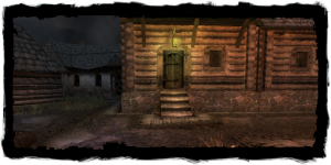 the Scoia'tael hideout in Old Vizima