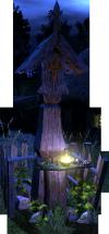 Eternal Fire shrine