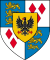 Lyria and Rivia coat of arms since Ceran's reign