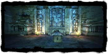 the ancient crypt