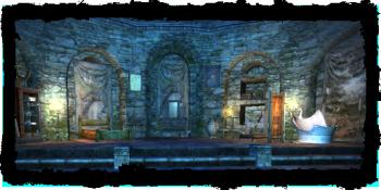 Agnes' lair