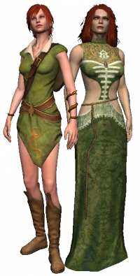 Shani or Triss?