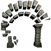 Teleport gate forming