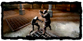 fistfight in the Dungeon