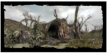 Druids' cave