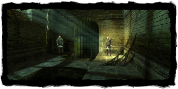 Salamandra hideout in the sewers