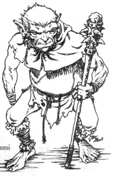 Kobold The Official Witcher Wiki