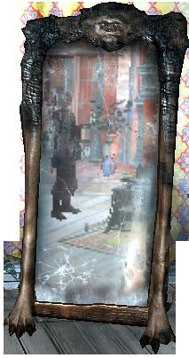 Triss' mirror