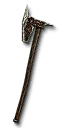 Tw3 dwarven axe 01.png
