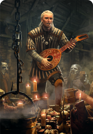 Draig Bon-Dhu (gwent card) - The Official Witcher Wiki